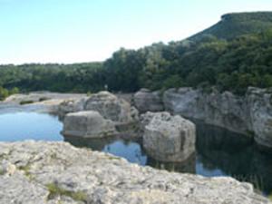 Provence Kaskaden